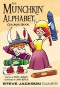 Munchkin - ALPHABET COLORING BOOK