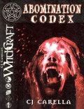 ABOMINATION CODEX (used)