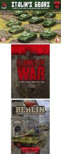 15mm WW2 Russian STALIN'S BEARS Army Deal (includes Mini rulebook + Berlin book)