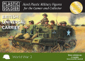 15mm WW2 British Universal Carrier with Variants
