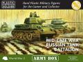 15mm WW2 Russian Mid/Late War Tank Battalion Box Set