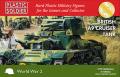 1/72 WW2 British A9/A10 Cruiser Tank