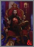 KÁRTYAVÉDŐ / DECK PROTECTORS - Dungeons and Dragons - Count Strahd von Zarovich (50)