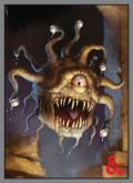 KÁRTYAVÉDŐ / DECK PROTECTORS - Dungeons and Dragons - Beholder (50)