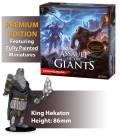 ASSAULT OF THE GIANTS Boardgame (Premium Edition) (2-6)
