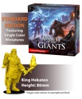 ASSAULT OF THE GIANTS Boardgame (2-6)