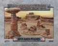 15mm/28mm Scenery - Badlands Pillars