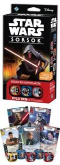 Star Wars - SORSOK - KYLO REN kezdőcsomag