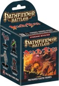 Pathfinder Battles - DEADLY FOES - Booster Pack (4)