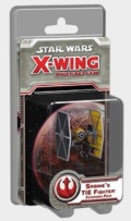 Star Wars - X-WING Miniatures Game - SABINE'S TIE FIGHTER Expansion Pack