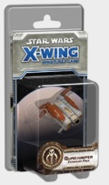 Star Wars - X-Wing Miniatures Game - QUADJUMPER Expansion Pack