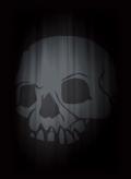 KÁRTYAVÉDŐ / DECK PROTECTORS - Double Matte - Super Iconic Skull (50)