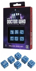 Doctor Who - 6d6 Deluxe Dice Set (6)