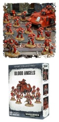 Space Marines - START COLLECTING! BLOOD ANGELS
