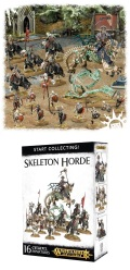 Undead - START COLLECTING! SKELETON HORDE