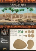 15mm WW2 Scenery - Desert Palms (2)