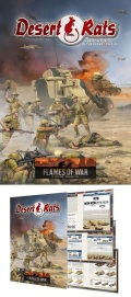 Flames of War - British DESERT RATS Army Book