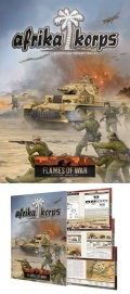 Flames of War - AFRIKA KORPS Army Book