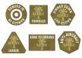 Flames of War - German Afrika Korps Tokens (20)