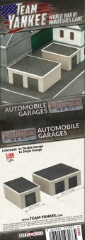 15mm Modern Scenery - Automotive Garages