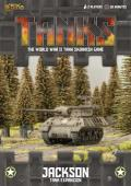 15mm WW2 - TANKS! - US Jackson (M10 / M36) Tank Expansion