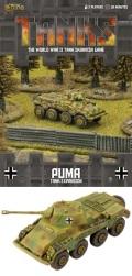 15mm WW2 - TANKS! - German Puma Tank Expansion