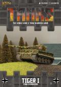 15mm WW2 - TANKS! - German Tiger 1 Tank Expansion