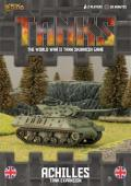 15mm WW2 - TANKS! - British Achilles Tank Expansion