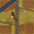 15mm WW2 - Game Mat - Corn Fields Game Mat 36` x 36`