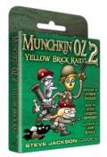 MUNCHKIN OZ 2: YELLOW BRICK RAID Expansion