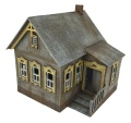 1/72 Scenery - Russian Village House 1