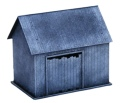 1/72 Scenery - Russian Outhouse/Barn