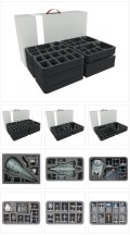 X-Wing - Feldherr Storage Box XL for Star Wars X-Wing Huge Imperial Fleet