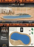 15mm WW2 Scenery - Desert Oasis (2)