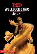 D&D 5th Ed. - Spellbook Cards - ARCANE SPELL DECK (253 Cards)