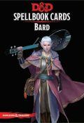 D&D 5th Ed. - Spellbook Cards - BARD SPELL DECK (128 Cards)