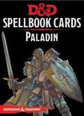 D&D 5th Ed. - Spellbook Cards - PALADIN SPELL DECK (69 Cards)