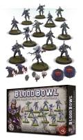 Blood Bowl - NAGGAROTH NIGHTMARES Dark Elf Team