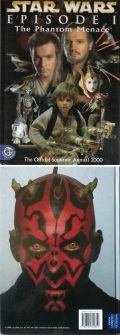 Star Wars - Episode I Phantom Menace - OFFICIAL SOUVENIR ANNUAL THE (used)