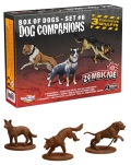 Zombicide - Box of Dogs - Set 6 DOG COMPANIONS Expansion