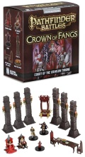 Pathfinder Battles - CROWN OF FANGS - Court of the Crimson Throne Promo Figure Set (20)