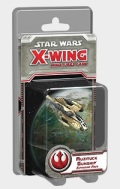 Star Wars - X-Wing Miniatures Game - AUZITUCK GUNSHIP Expansion Pack