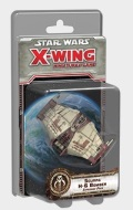 Star Wars - X-Wing Miniatures Game - SCURRG H-6 BOMBER Expansion Pack