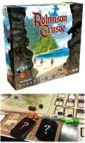 ROBINSON CRUSOE Kalandok az elátkozott szigeten (1-4)