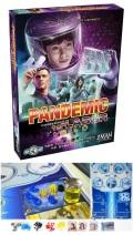 Pandemic - LABOR, A kiegészítő (1-6)