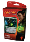MTG - Hour of Devastation - NISSA, GENESIS MAGE Planeswalker Deck