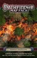 Pathfinder Map Pack - FOREST DANGERS