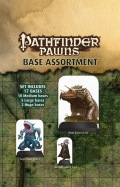 Bases - PATHFINDER PAWNS: BASE ASSORTMENT (17)
