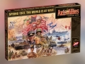 AXIS & ALLIES Battle Game Anniversary Ed. (2nd Ed.) (1941) (2-6)