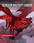 D&D 5th Ed. - DUNGEON MASTER'S SCREEN Reincarnated